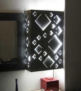 sculpture reactivedesign meubles acier. Black Bedroom Furniture Sets. Home Design Ideas